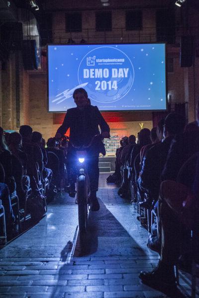 Startupbootcamp, Investor Demo Day 2014, Berlin